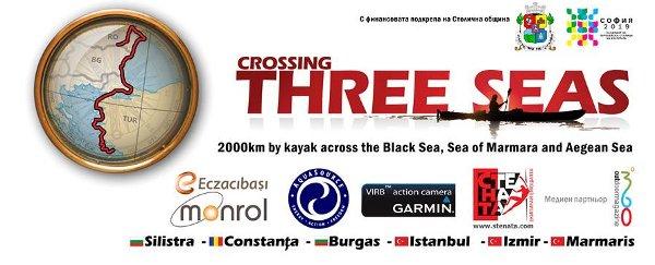 Crossing Three seas