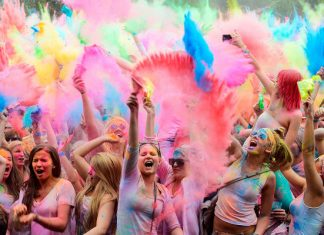 Фестивал на цветовете