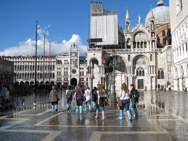 Площад Сан Марко, Венеция