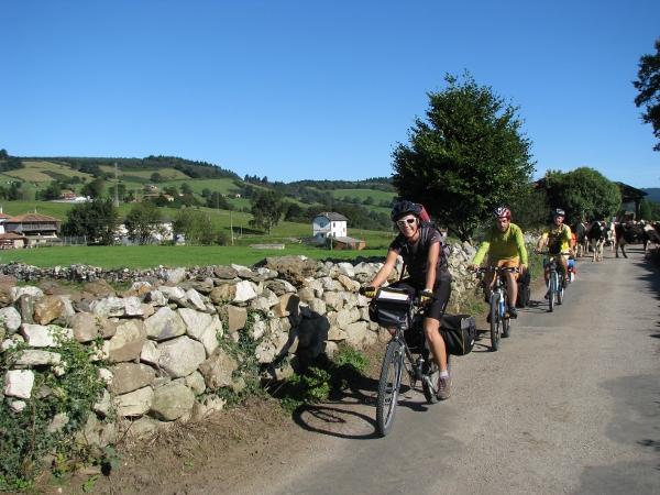 С колела по Camino Primitivo