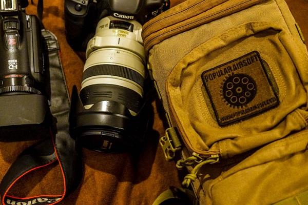 Фото раница Evac Photo Recon от Hazard 4