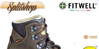 Fitwell Marte - трекинг обувки за дълги преходи