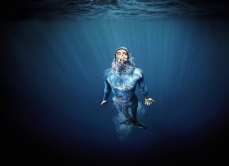 Подводната наркоза на Гийом Нери