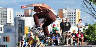 Скейт легенди със зверско демо в София