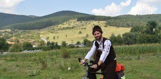 Петър Велков - 100-те национални туристически обекта с колело