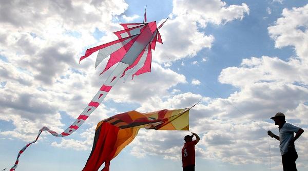 Фестивал на хвърчилата - Варна 2014