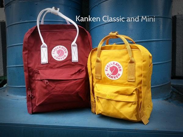 Kanken - най-популярната раница в Швеция