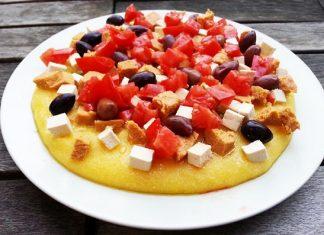Рецепта - Веган пица