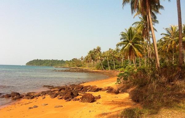 Остров Ко Ронг, Камбоджа