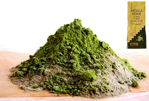 Природни сили, Биомагазин Спирала, зелена глина