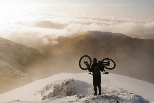 Да се изкачиш с колело