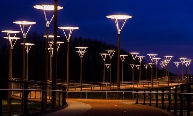 колоездачна инфраструктура