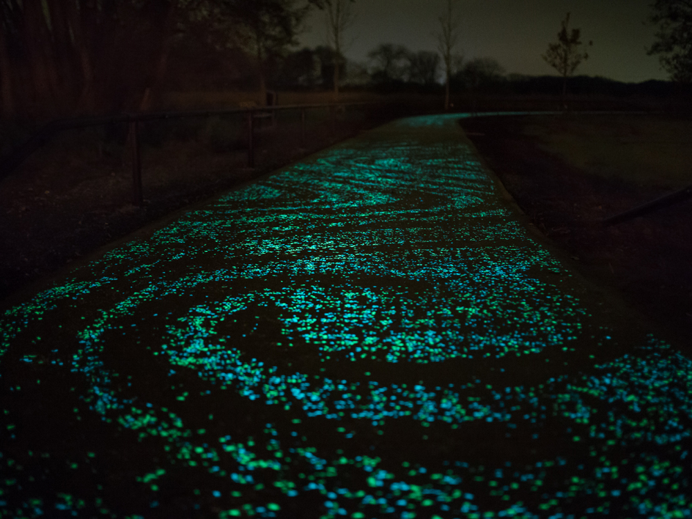 Вело пътека посветена на Ван Гог