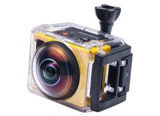 Кодак 360 градусова камера