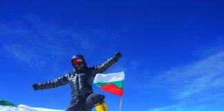Боян Петров на К2