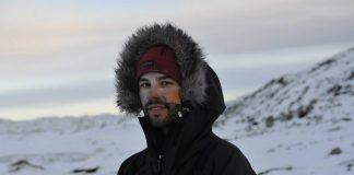 Хуан Гранадос – до Южния полюс с колело