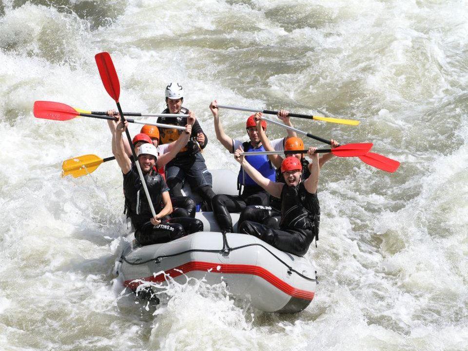 Sport Skills Rafting