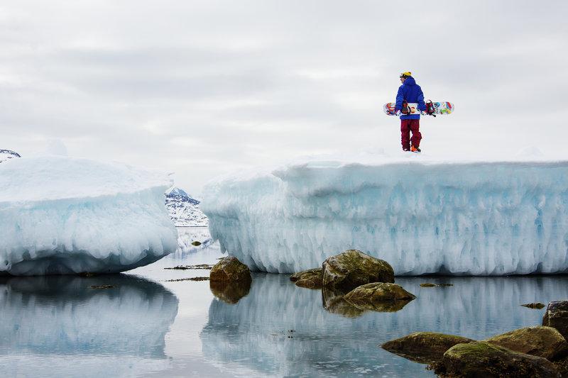 Гиги Руф и айсбергите