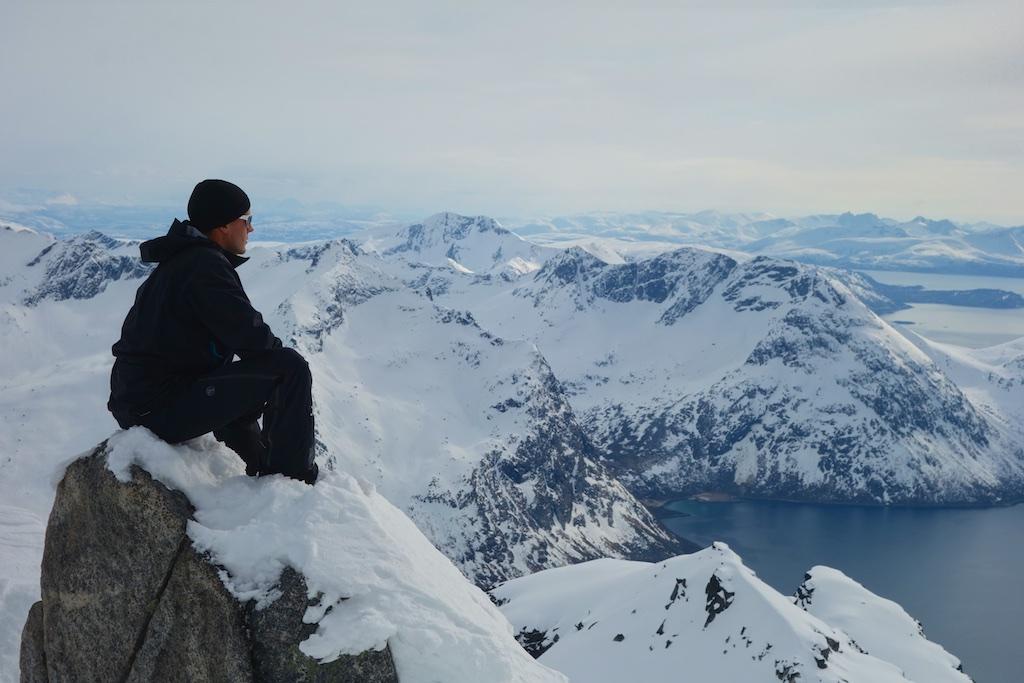 Остров Сеня - със ски из норвежкия север