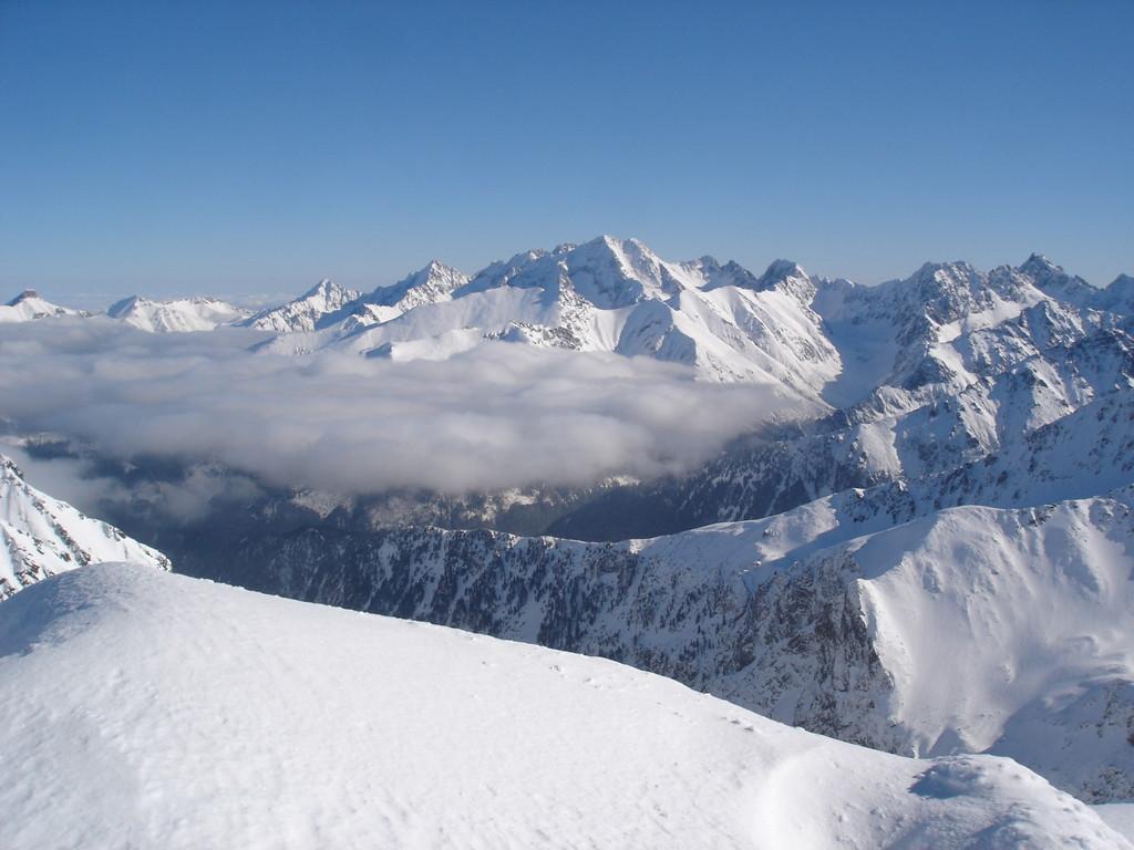 Зимни Високи Татри