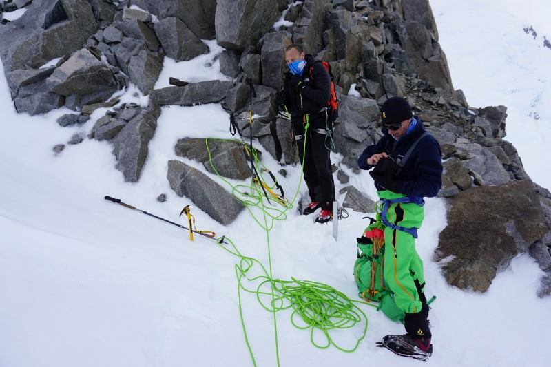 Bulgarian Antarctic Expedition: Summits of Tangra Mountain
