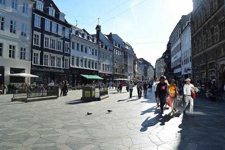Градове без коли – Копенхаген