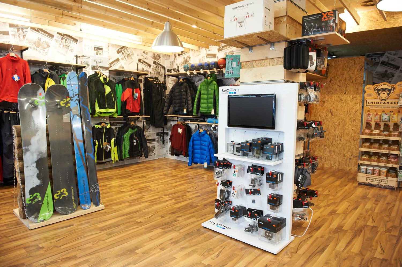 730850d0e48 Нов магазин Basecamp отваря врати