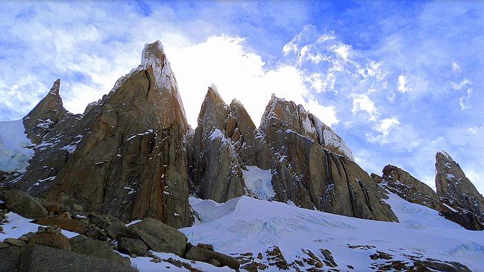 Серо Торе (3128 м). Снимка: Григор Вътев