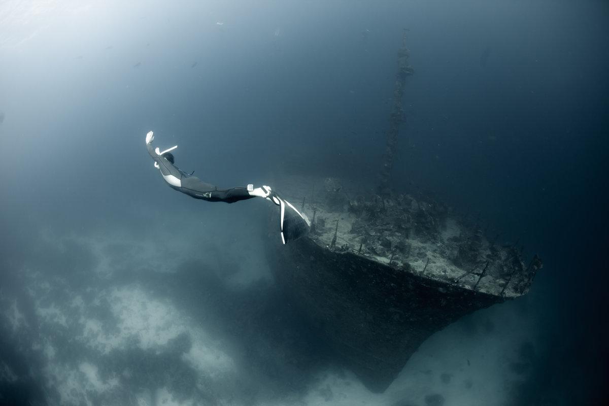 Свободно гмуркане - Малдивите