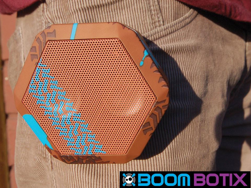 Boombot REX