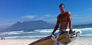 Почина един от най-бързите уиндсърфисти - Алберто Менегати