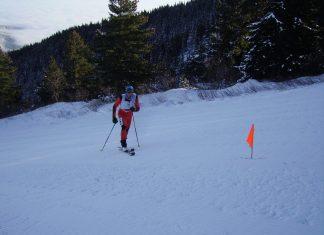 Ски алпинисти Вербие - Георги Радев