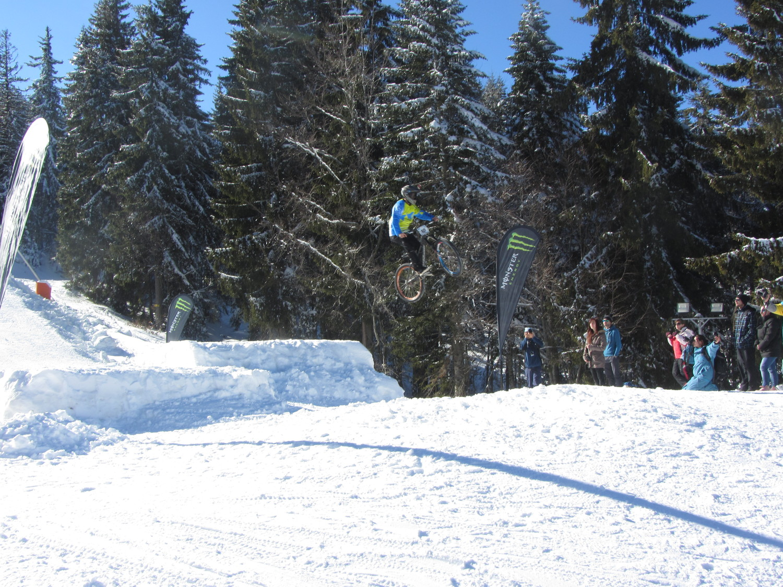 Winter Bike Duel 2015