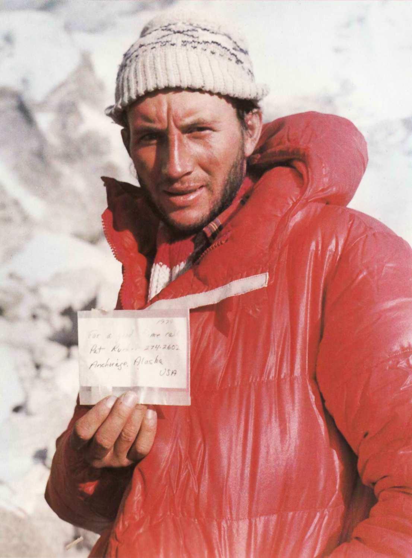 Рекордите на Еверест - Лешек Чихи