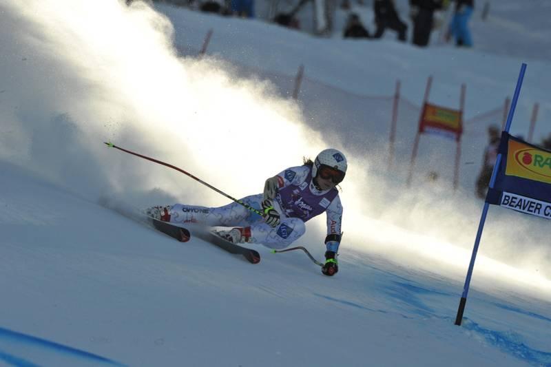 Световна купа по ски - Банско - Тина Вайратер