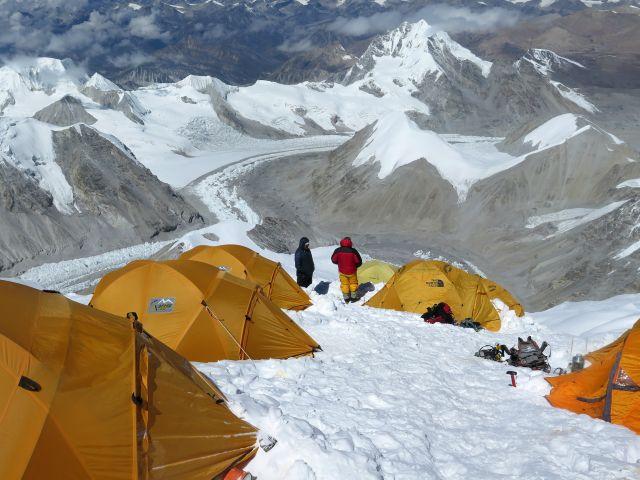 Височинен лагер 3