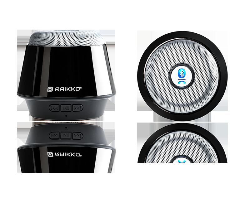 Raikko Cone Bluetooth Speaker