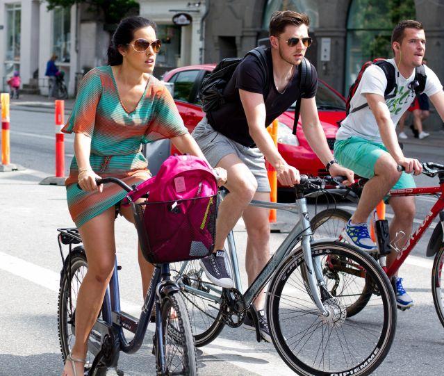 Копенхаген между краката ти: Скандинаска велоеволюция
