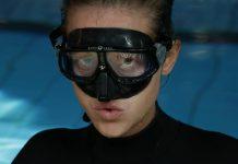 Нели Кечева - национален рекордьор по статична апнеа