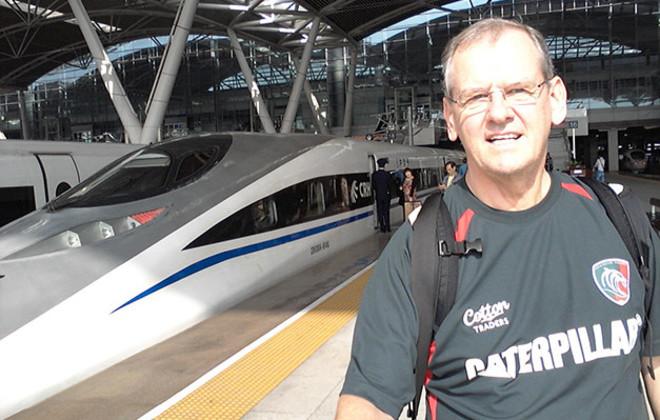 Пътническа класа - туристически рекорди - Джон Дафърн