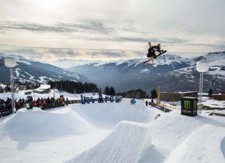 B&E Invitational 2015 - фрийстайл ски - Емил Бержерон
