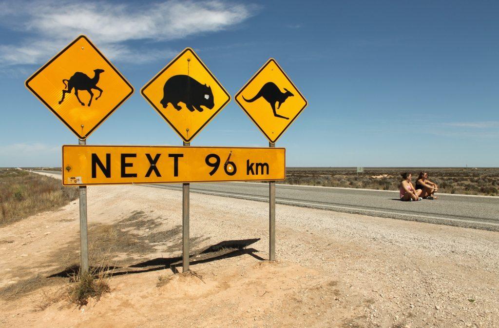 """Най-опасните пътища в света - магистралата """"Еър"""", Австралия"""