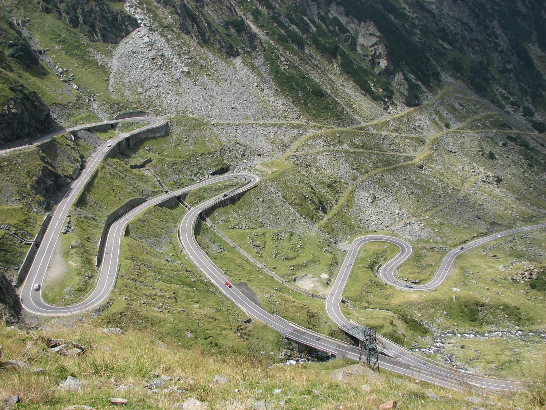 """Най-опасните пътища в света - """"Трансфъгърашан"""", Румъния"""