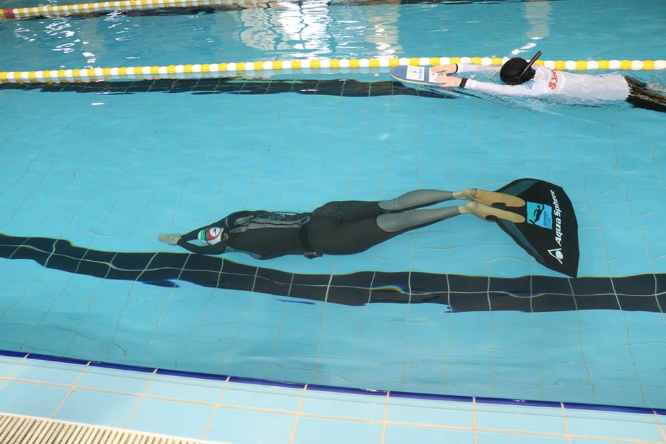 Sofia Freediving Cup