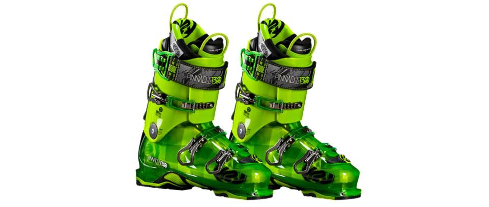 Ски обувките K2 PINNACLE 130 са намалени от 1139 лв. на 679 лв.