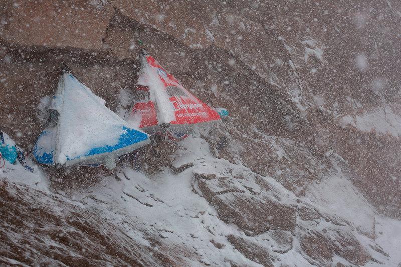 Екстремни места за къмпинг - Аластър Лий - The Last Great Climb - Антарктида