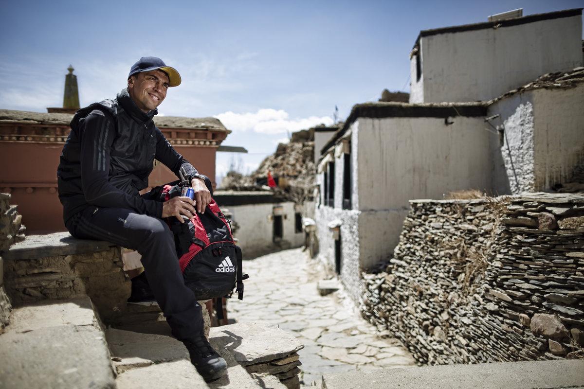 Валери Розов - Тибет