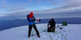 Дойчин Боянов и RooBar в Антарктида