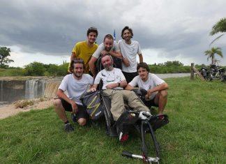 С колела срещу Множествената склероза