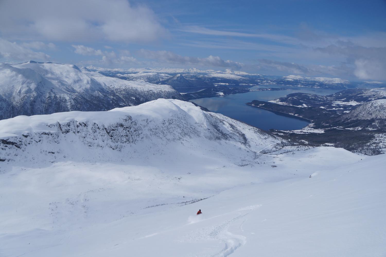 Ски като за последно - Норвегия